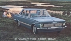 1964 Plymouth valiant (www.Transpress.NZ)