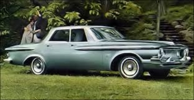The not so full-sized 1962 Plymouth (www.ClassicCarCatalogue.com)