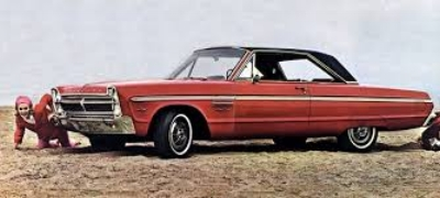 1965 Plymouth Fury: The biggest Plymouth yet (www.UniqueCarsandParts.AU)
