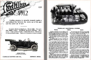 Cadillac's electric starter was one of the great leaps forward in the automobile's dominence of personal transportation