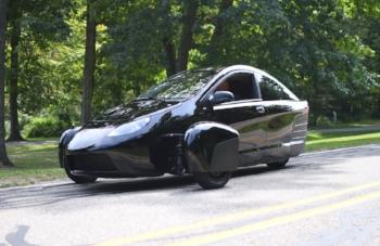 The Elio (www.ElioMotors.com)