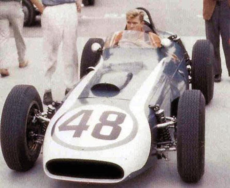 1960 Scarab Formula 1 - not so successful in formula 1 racing
