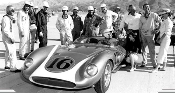 1958 Scarab Mark II - Highly successful in Sports car racing