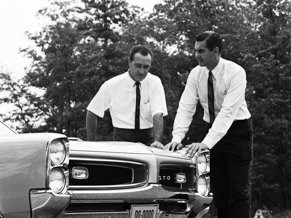 "Before the Delorean, John Z. Delorean was best known as ""Father of the GTO"""