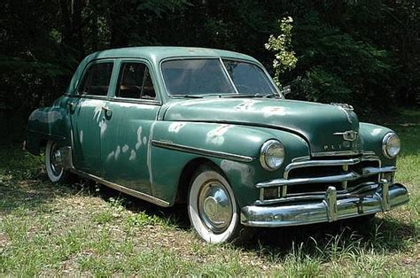 1950 Plymouth P-18: What's new is old again (www.ColectorCarAds.com)