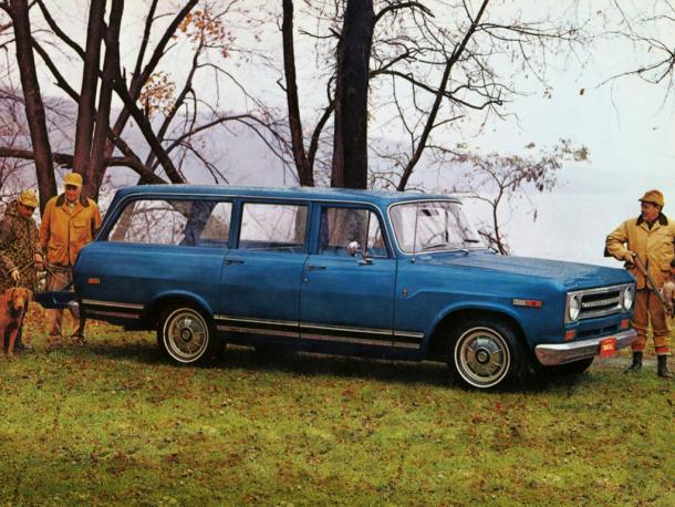 1969 International Series 1010 Travelall
