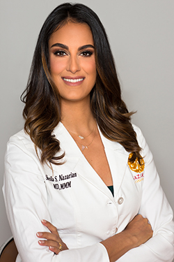 Dr. Sheila Nazarian MD Founder Nazarian Plastic Surgery