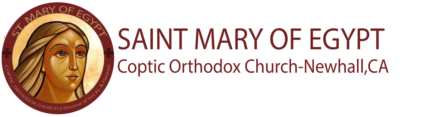 SAINT MARY OF EGYPT COPTIC ORTHODOX CHURCH