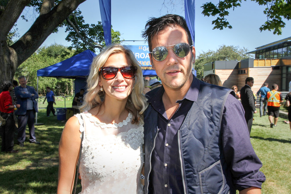 Canadian Television and Radio Personality George Stroumboulopoulos