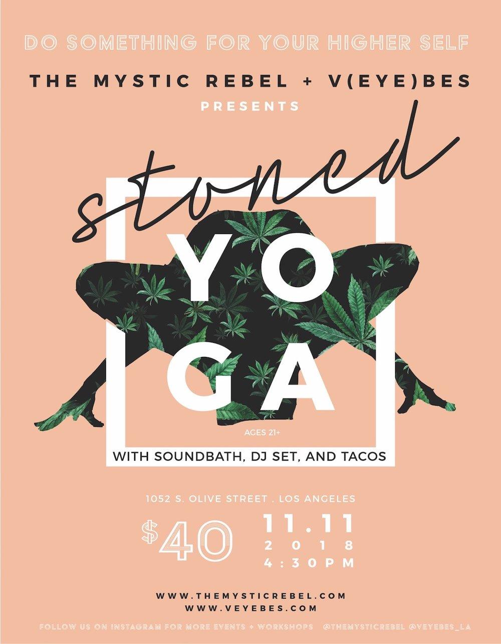 Stoned Yoga DLTA