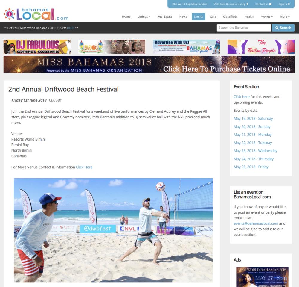bahamas local - www.bahamaslocal.com