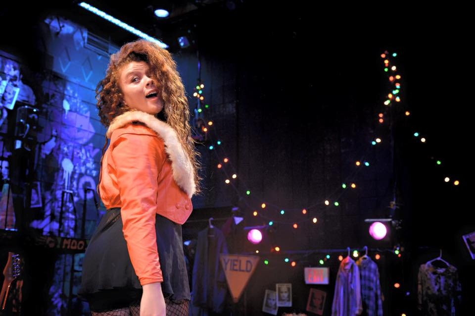Mimi in RENT! Directed by Raymond Zilberberg