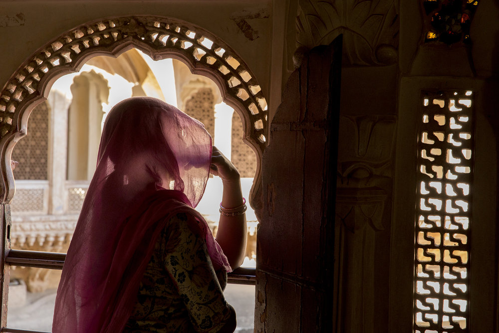 India: THROUGH THE VEIL. An exclusive journey - JANUARY 11-25 2019