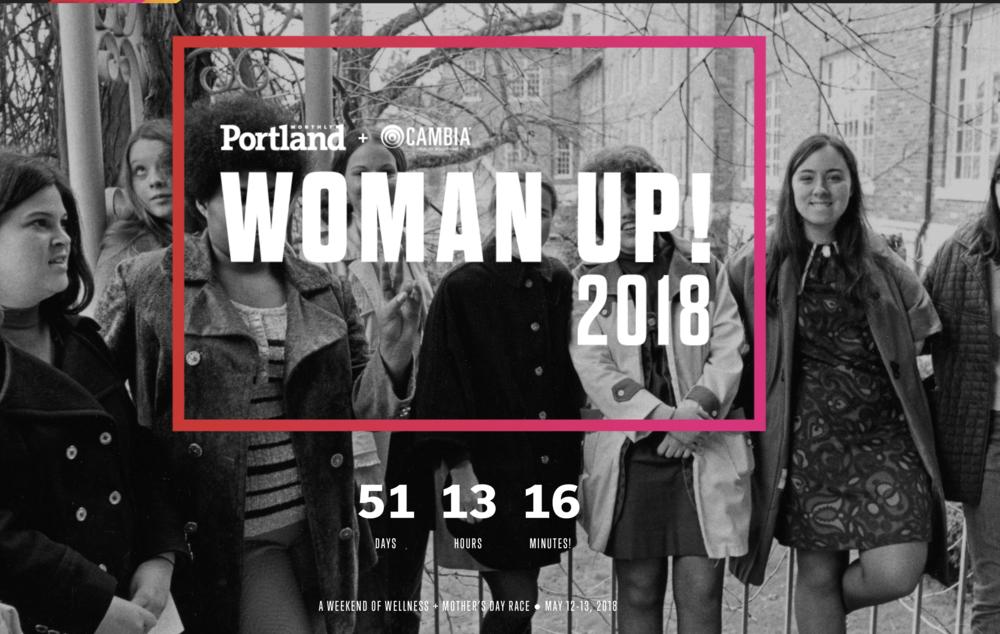 Women up! -