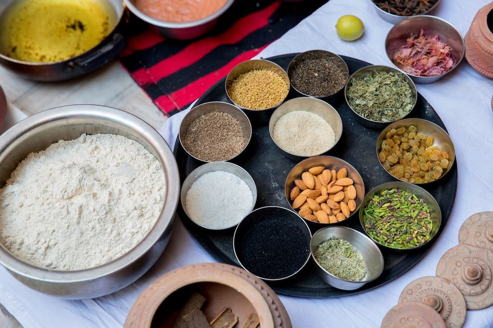 Indian Cooking Class - October 9th, 2018
