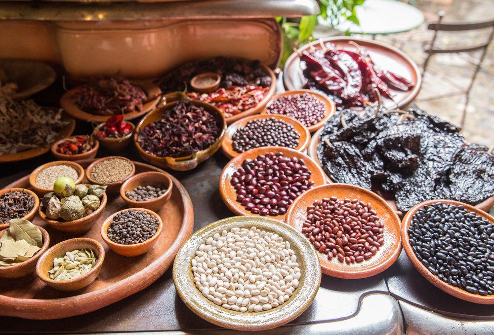 Guatemala ingredients