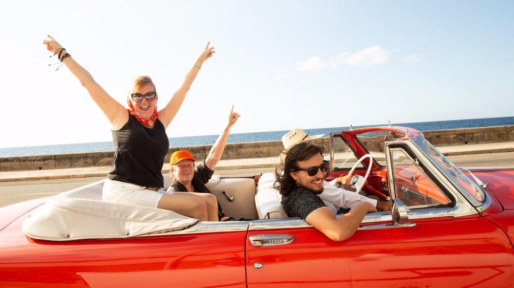 Cuba+car+ride