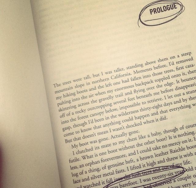 Framed Prologue — Dewey Lovett
