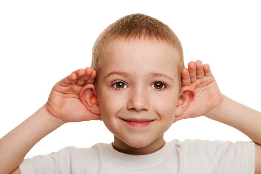 improve your childs listening skills