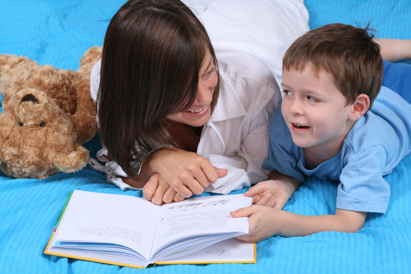 Help your child list through story telling