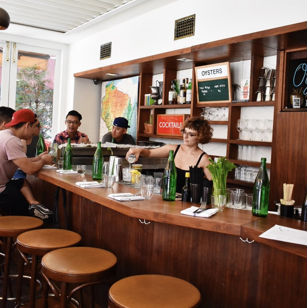 Bar Sardine