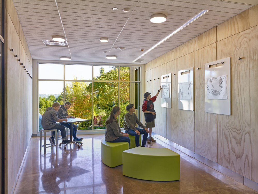 SAMi Environmental Learning Center | Image by: Francis Zera Photography