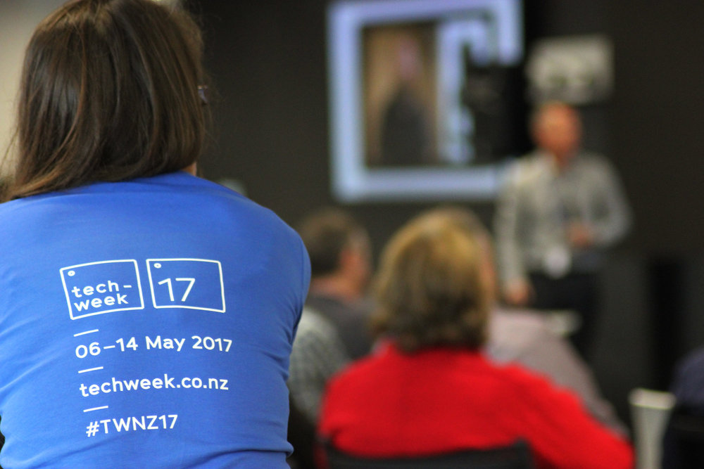 - Techweek '17 was a wild success - the atmosphere in Wellington was electric and we loved showcasing our coolest little capital as an innovation and tech hub!