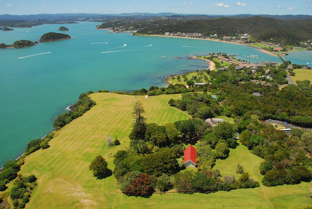 Aerial view of Waitangi Treaty Grounds.jpg