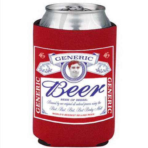 Shoutout to our sponsor GENERIC BEER, the official beer of @jessebradford. We couldn't have made this series without your fuel.