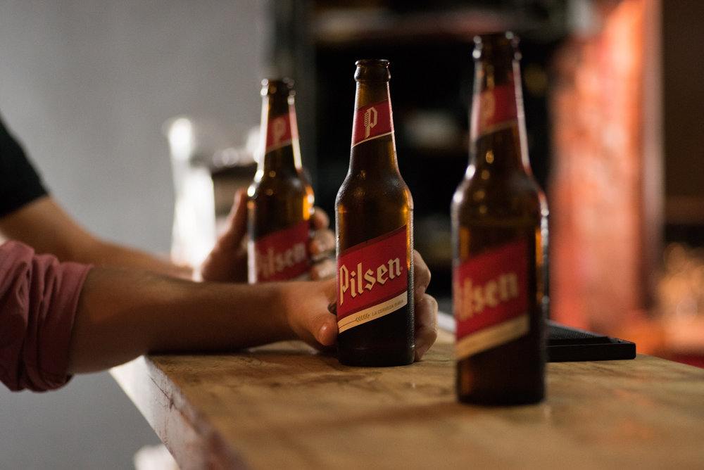 Fotografía Producto Pilsen Costa Rica