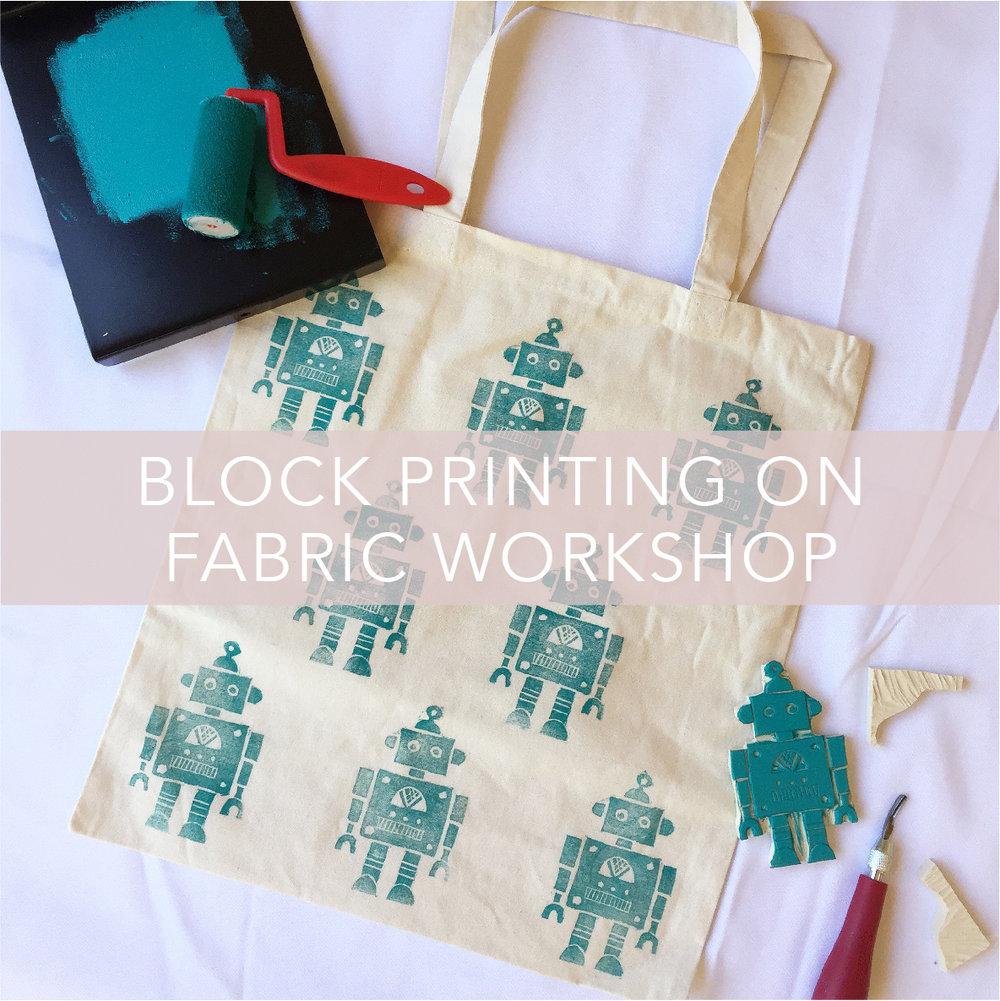 block-printing