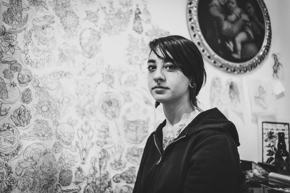 Five Questions - Hannah Medeiros