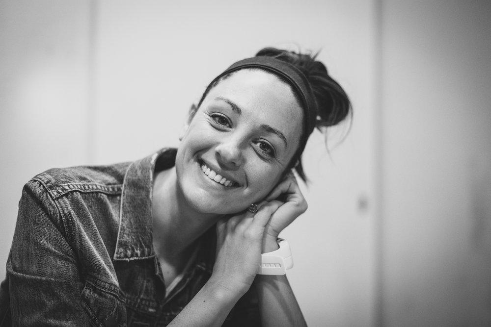 Five Questions - Elisa Kreisinger