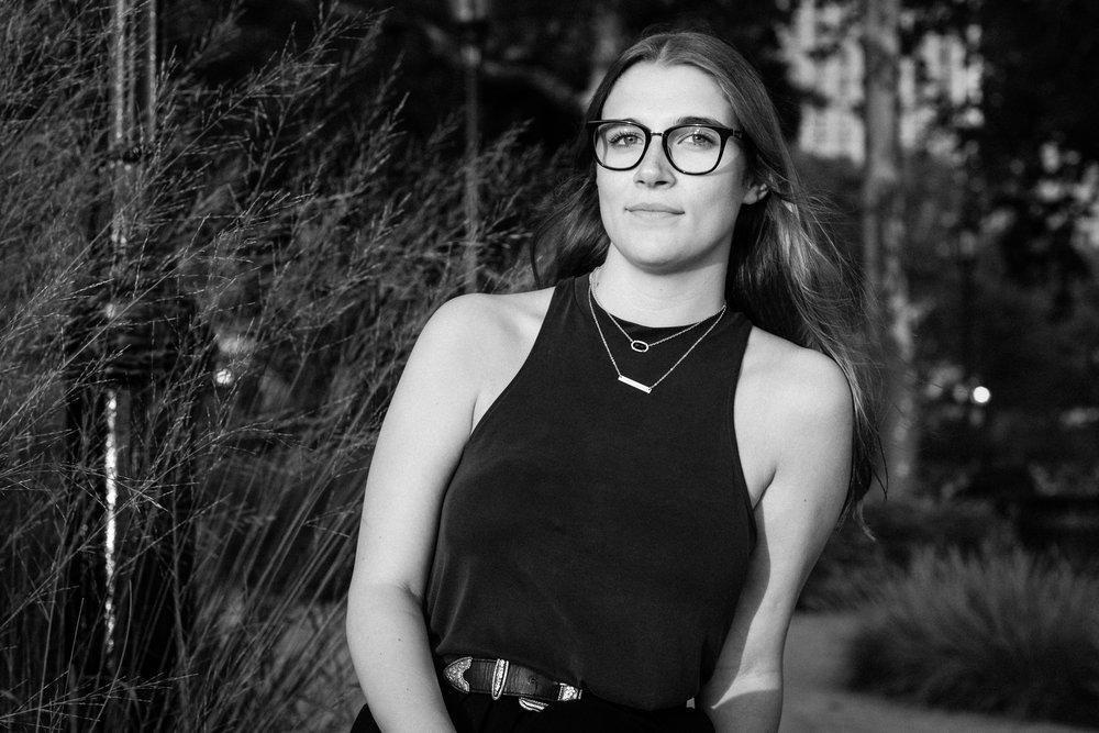 Five Questions - Victoria McDougal