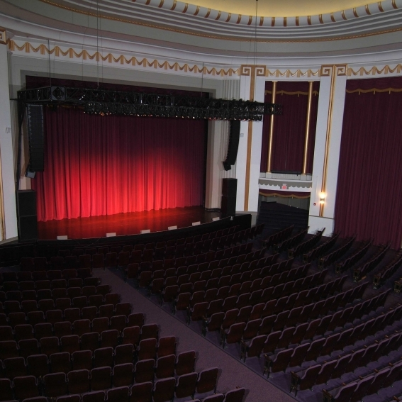 Theater Begins Its $8 Million Expansion - MORRIS NEWSBEE