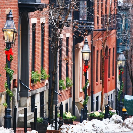 Escape Guide: Boston - THE FLAGSHIP: Do you love that dirty water? Do you also like dem apples? As a New Yorker, I must confess that our East Coast rival wins when it comes to weekend getaways.(19 December 2017 )