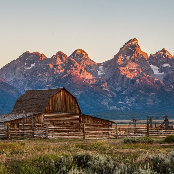 Why The Off-Season Is The Best Season In Jackson Hole - BRIT + CO