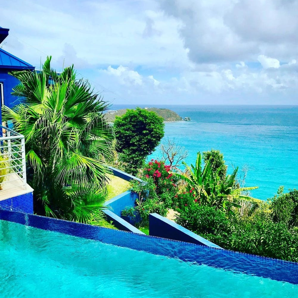 7 Seaside Villas in the US Virgin Islands for Your Next Squad Getaway - BRIT + CO