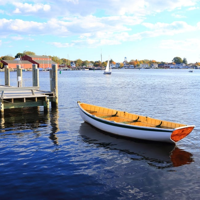 Forget the Hamptons — Visit New England for a Quintessential East Coast Summer Weekend - BRIT + CO