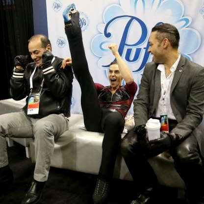What is the Kiss and Cry in Figure Skating? - MSN: For figure skating, some of the most dramatic action has been happening rink-side at the 2018 Winter Olympics in Pyeongchang, South Korea - from the colorful commentary to the anxious theatrics on display at the