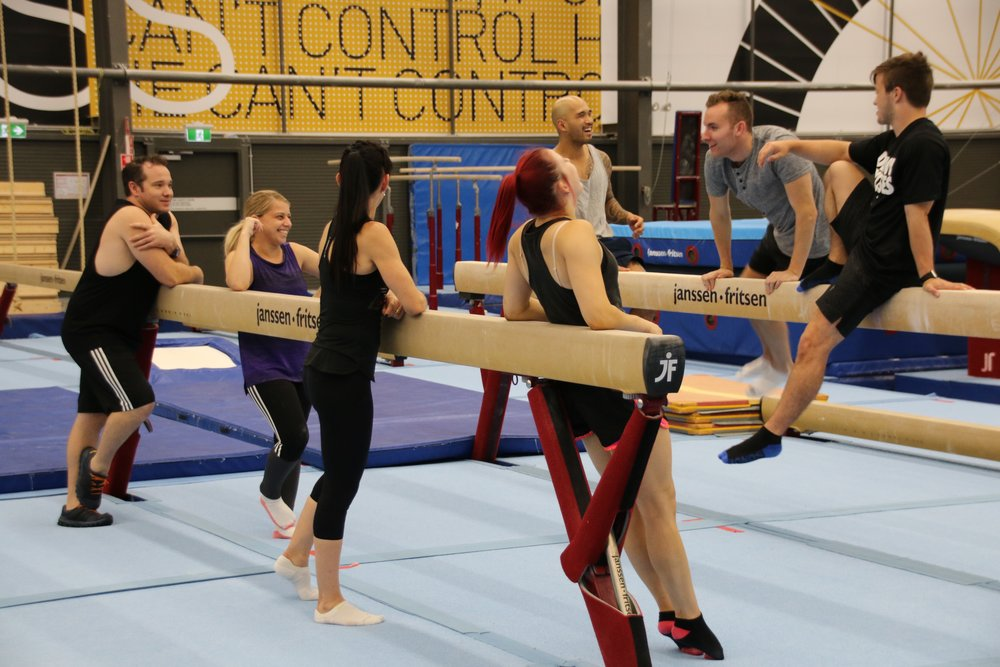 Strengthen your entire body using Gymnastics Strength Training -