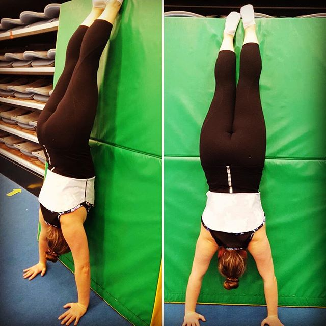 #learnhandstands #gymnasticsislife #relivingchildhood #nevertoolatetolearn
