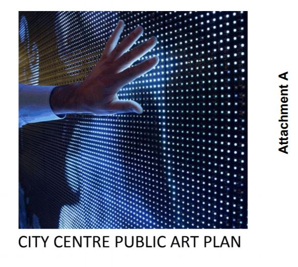 Presented to the City Centre Advisory Board 23 May 2018