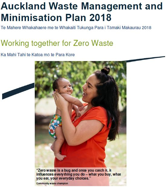 Auckland Council Report July 2018