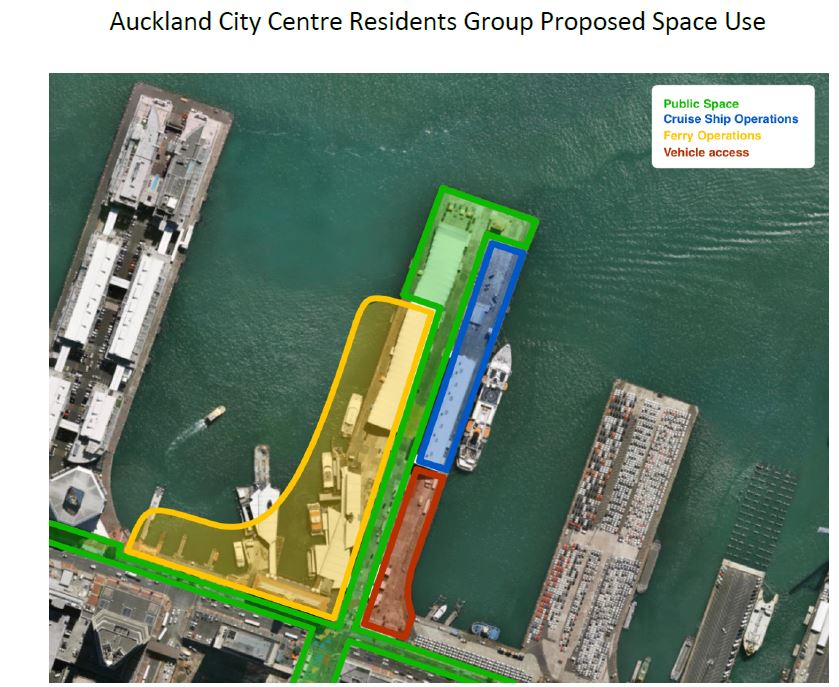 A practical solution to meet the current & future needs & obligations on Queen's Wharf
