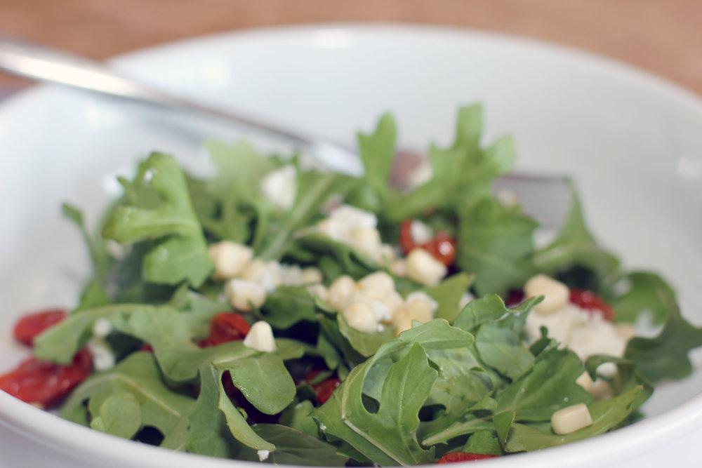 Tomato Kale Salad