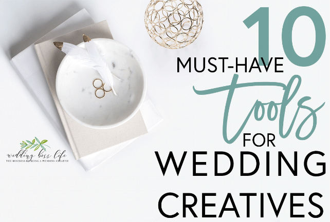 Resources for Wedding Creatives