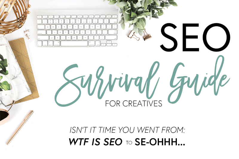 SEO Survival Guide for Wedding Creatives | Wedding Boss Life