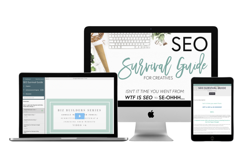 SEO Survival Course