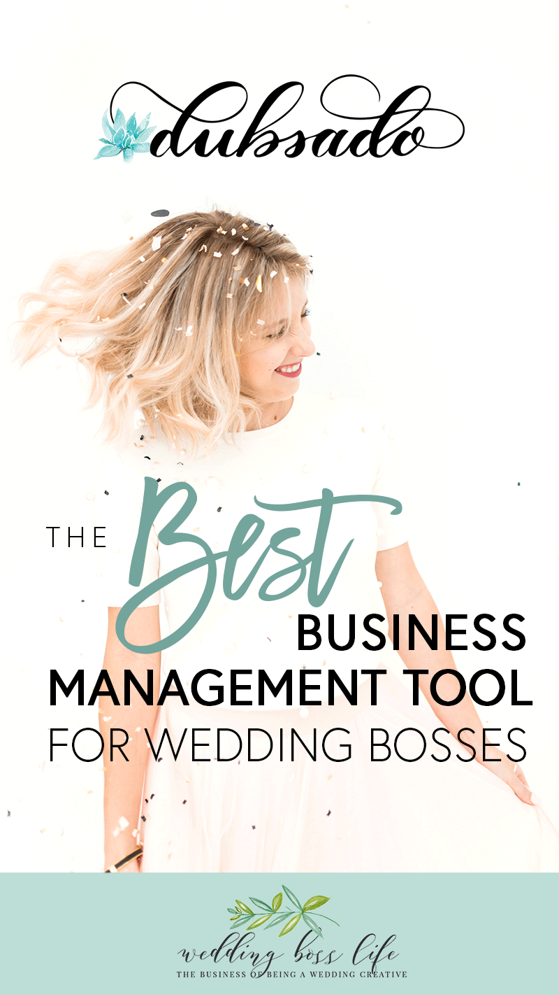 The Best Business Management Tool for Wedding Bosses